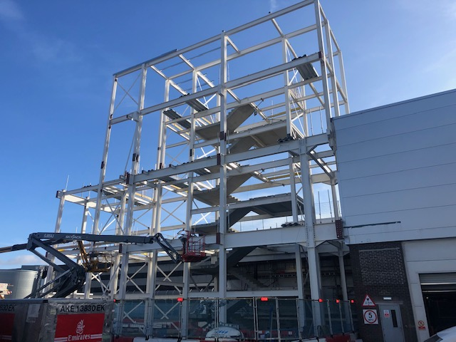 Case Study Birmingham Airport Te18 Phase 1 Vcc Fj Booth Construction