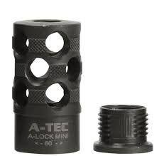 A-TEC A-Lock Mini Muzzle Brake