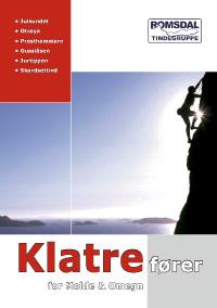 Klatrefører for Molde & Omegn