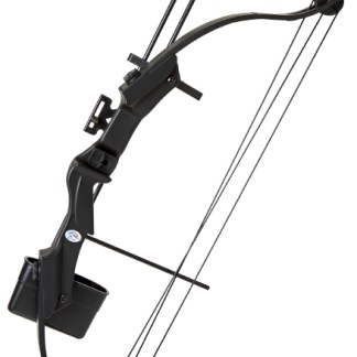 Compound Junior bow set - 17-21 pounds plastic