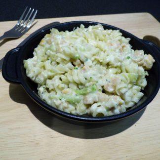 Summit To Eat Laks med brokkoli og pasta