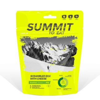 Summit To Eat Eggerøre med ost