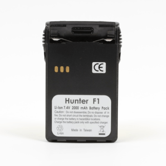 Hunter F1 Batteri 2000 mAh Li-Ion