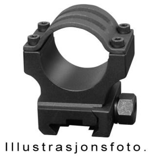 Aimpoint 30mm ringer Weaver for 9000