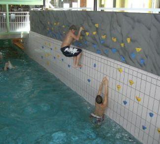 Ergoholds klatremoduler badeland