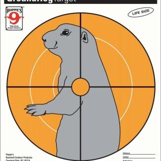 Muldvarp, Critter paper target