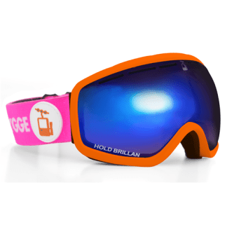 House of Hygge ChampagneGoggles Orange // Pink