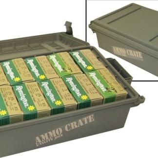 MTM Ammo Kasse Grønn ACR4