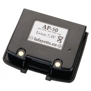 Lafayette Batteri AP-50 Li-ion 7,4V M5