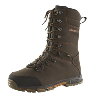 "Härkila Light GTX® 10"" Dog Keeper Dark Brown"
