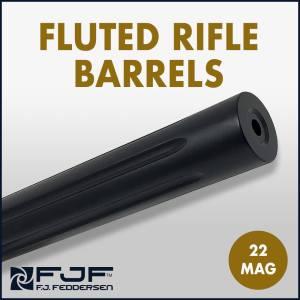 Fluted Barrels for 10/22™ Magnum Rifles