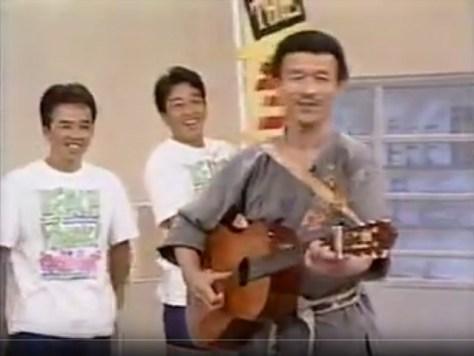 「ジャズ空手」(日本テレビ系『スーパージョッキー』「THE ガンバルマン」コーナー)