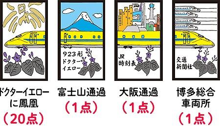 12月/桐923形 ドクターイエロー(東京~博多)
