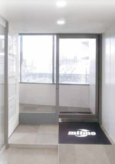 電気を使わない自動ドア「ミーモ」仕様 エコ・ドア「ミーモ」 ~電気を使わない自動ドア~HPから引用