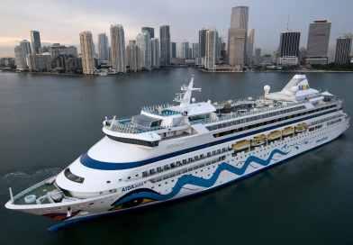 AIDA annuleert cruises van AIDAcara en AIDAaura naar Noorwegen