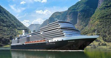 Holland America Line maakt Noorwegen routes bekend voor 2022