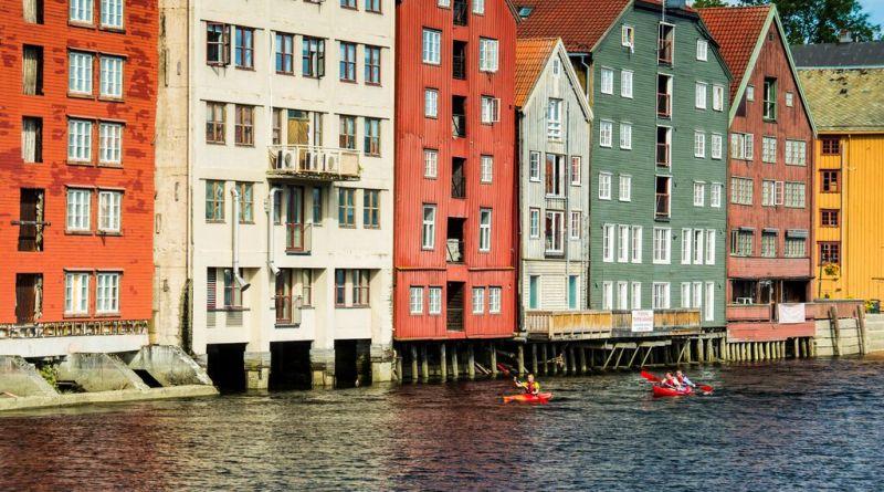 Michelinsterren in Trondheim