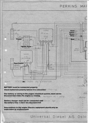 Fjord Electrical Diagrams | fjordms33