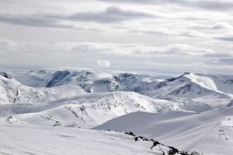 Sogn and Fjordane peaks