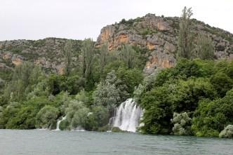 Waterfall in Roski Slap