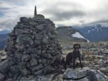 On top of Instengegga