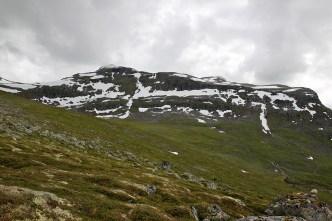 The Storfonn massif