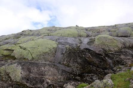 More slabs below Tuva