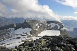Holefjell and Jordalsnipa