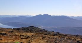 Skåla - highest in Molde