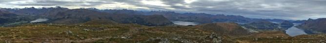 Summit panorama (1/2)