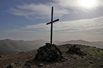 On top of Morro de la Cruz