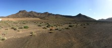 Trailhead panorama