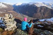 Høyanger view