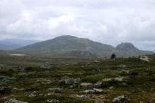 Geitebuhovde in the distant