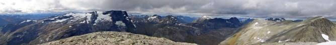 South top panorama (3/3)