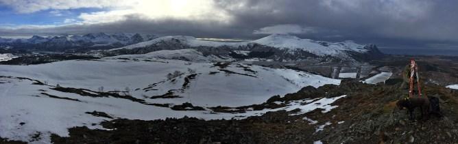Lyngstadfjellet view (3/3)