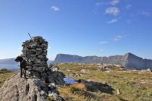 On top of Kolgrovheia