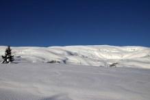 My ridge to Blåfjellet