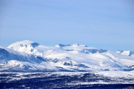 Jotunheimen peaks