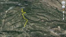 My route to Vouni