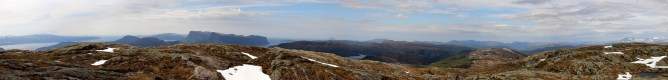 Blåfjellet view (1/3)
