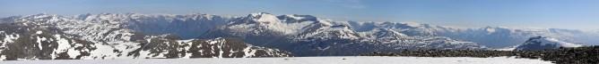 Holtafjellet zoom view (2/2)