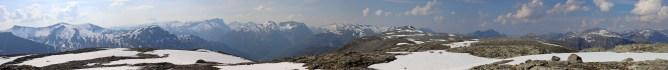 Hurklutefjellet view (2/2)