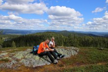 Bjørn and Anne