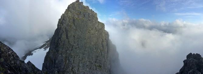 Arnfred - somewhere in the fog