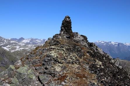 On top of Botnenibba
