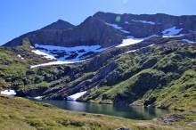 Lake Daurmålsvatnet