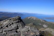 View towards Molde