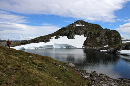 Passing Grungafjellet