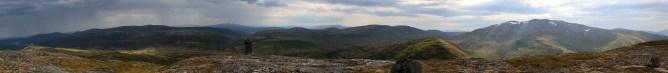 Vardskarfjellet view (1/2)